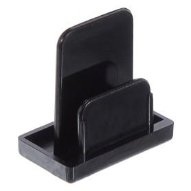 Заглушка для трекового шинопровода, цвет черный
