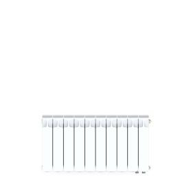 Радиатор Rifar Monolit 350, 10 секций, нижнее правое подключение, биметалл