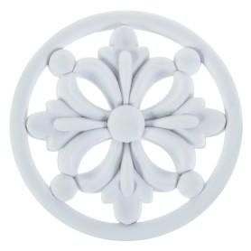 Декор для мебели «Розетка» 129, 6.6 см
