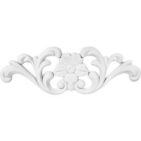 Декор для мебели «Орнамент 182», 148x52x6 мм