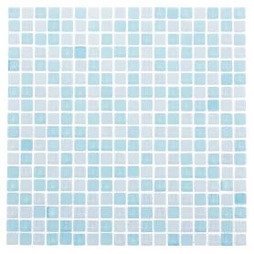 Мозаика Artens Glass 30х30 см, стекло, цвет голубой