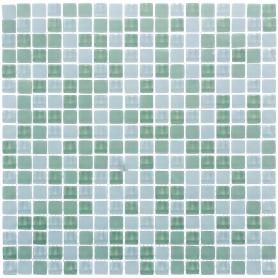 Мозаика Artens «Tonic», 30х30 см, стекло, цвет зелёный