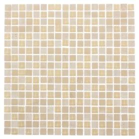 Мозаика Artens «Fsn», 30х30 см, стекло, цвет кремовый