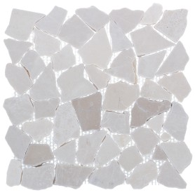 Мозаика Artens Opus 30.5х30.5 см мраморная цвет бежевый