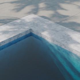 Мозаика Artens Opus 30.5х30.5 см мраморная цвет серый