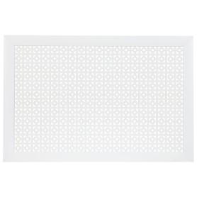 Экран для радиатора Дамаско 90х60 см, цвет белый