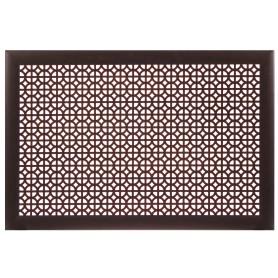 Экран для радиатора Сусанна 90х60 см, цвет венге