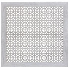 Экран для радиатора Сусанна 60х60 см, цвет дуб серый