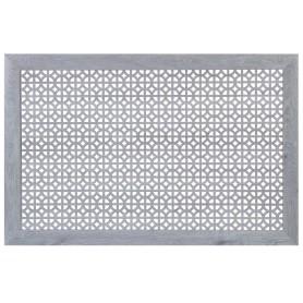 Экран для радиатора Сусанна 90х60 см, цвет дуб серый