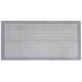 Экран для радиатора Сусанна 120х60 см, цвет дуб серый