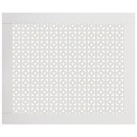 Экран для радиатора Конструктор 50х60 см, цвет белый