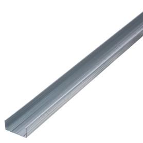 Профиль потолочный (ПП) «Удобный» 60х27х1500 мм 0,6 мм