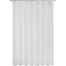 Тюль на ленте «Амели» 250х260 см цвет белый