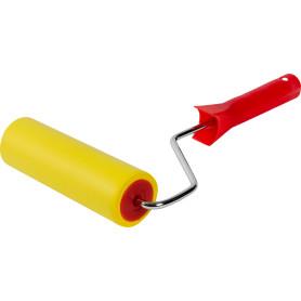 Валик для обоев прижимной 150 мм резина