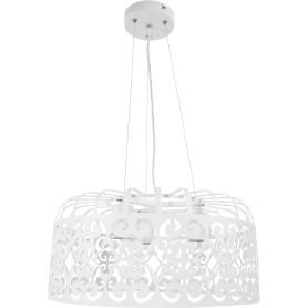 Светильник Marcia 3xE27x60 Вт, 40 см, цвет белый