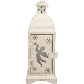 """Декоративный светильник светодиодный """"Ангел"""" со встроенной мерцающей свечкой"""