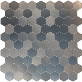 Мозаика Artens,  28.8х29.2 см, цвет серый
