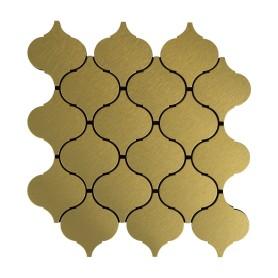 Мозаика Artens 24.8х26 см цвет желтый