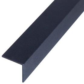 Уголок QuickStick 20x20x1x2000 мм, алюминий, цвет черный