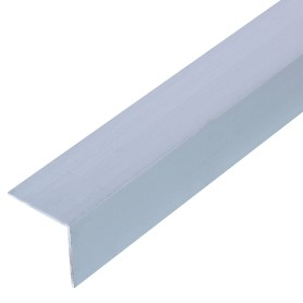 Уголок QuickStick 20x20x1x2000 мм, алюминий, цвет серебро