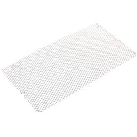 Лист декоративный ПВЛ TR16 0.8х250х500 мм, алюминий