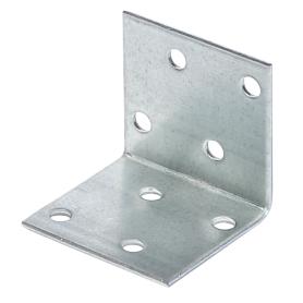 Уголок крепежный соединительный 40х40х40х1.8 мм