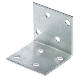Уголок крепежный соединительный 60х60х60х2 мм