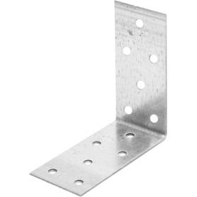 Уголок крепежный соединительный 80х40х80х2 мм