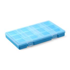 Органайзер Фолди 31x19x36 см, цвет голубой