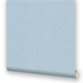 Обои бумажные на флизелиновой основе Московская обойная фабрика Футбол голубые 0.53 м 275302-6