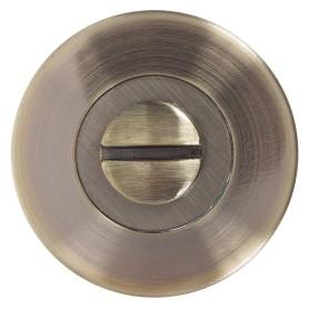 Завёртка сантехническая ASS-WC ANTIC BRONZE, цвет античная бронза