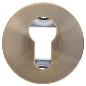 Накладка на цилиндр ASS-SC ANTIC BRONZE, цвет античная бронза