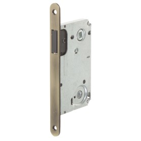 Защёлка сантехническая магнитная EDS-50-90, цвет бронза
