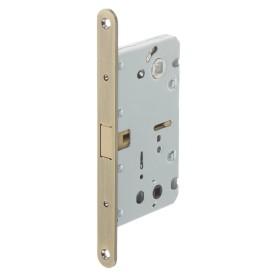 Защёлка сантехническая магнитная EDS-50-96, цвет бронза
