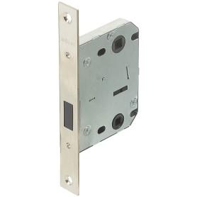 Защёлка сантехническая магнитная EDS-50-70, цвет никель