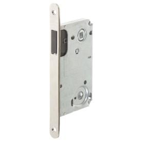Защёлка сантехническая магнитная EDS-50-90 WC, цвет никель
