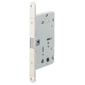 Защёлка сантехническая магнитная EDS-50-96 WC, цвет никель