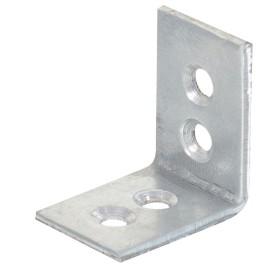 Уголок крепежный бытовой 25х17х25х1.8 мм