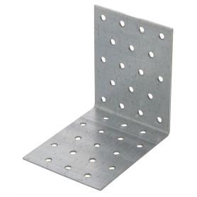 Уголок крепежный соединительный 100х80х100х2 мм