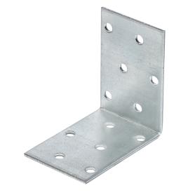 Уголок крепежный соединительный 40х60х40х1.8 мм