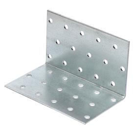 Уголок крепежный соединительный 60х100х60х2 мм