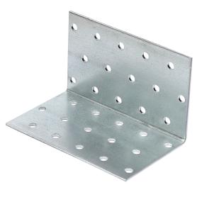 Уголок крепежный соединительный 60х80х60х2 мм