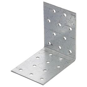Уголок крепежный соединительный 80х60х80х2 мм