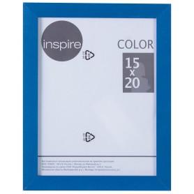 Рамка Inspire «Color», 15х20 см, цвет синий