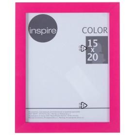 Рамка Inspire «Color», 15х20 см, цвет фуксия