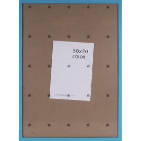 Рамка Inspire «Color», 50х70 см, цвет голубой