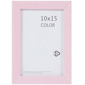 Рамка Inspire «Color», 10х15 см, цвет розовый