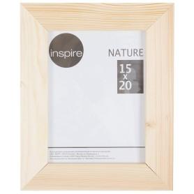 Рамка Inspire «Nature», 15х20 см, цвет дерево