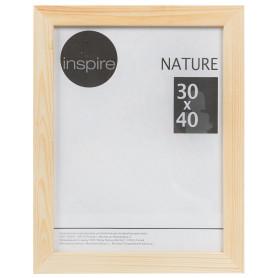 Рамка Inspire «Nature», 30х40 см, цвет дерево