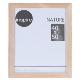 Рамка Inspire «Nature», 40х50 см, цвет дерево